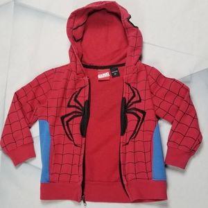 Marvel Toddler 3T Hoodie Jacket
